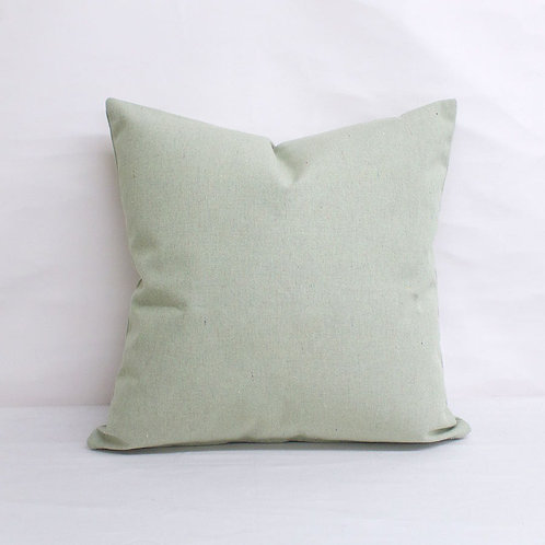 Sunbrella  Heritage Moss - pillow cases