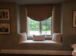 Windows seat cushions custom made