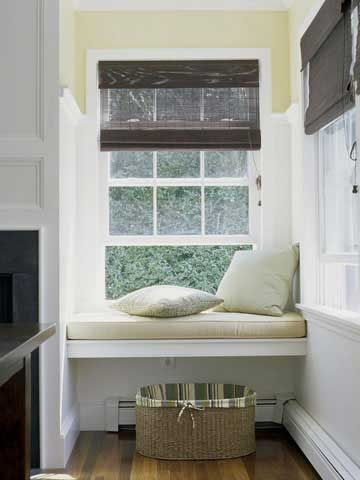 Window seat Cushions custom made