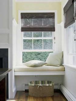 Window seat Cushions custom made
