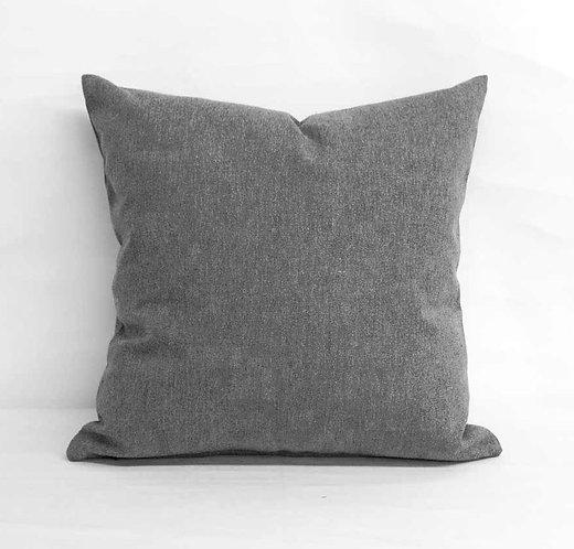 """Sunbrella  Heritage Granite - pillow cases 18'' x 18"""""""