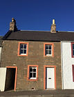 terraced country village cottage, Thimblewynd