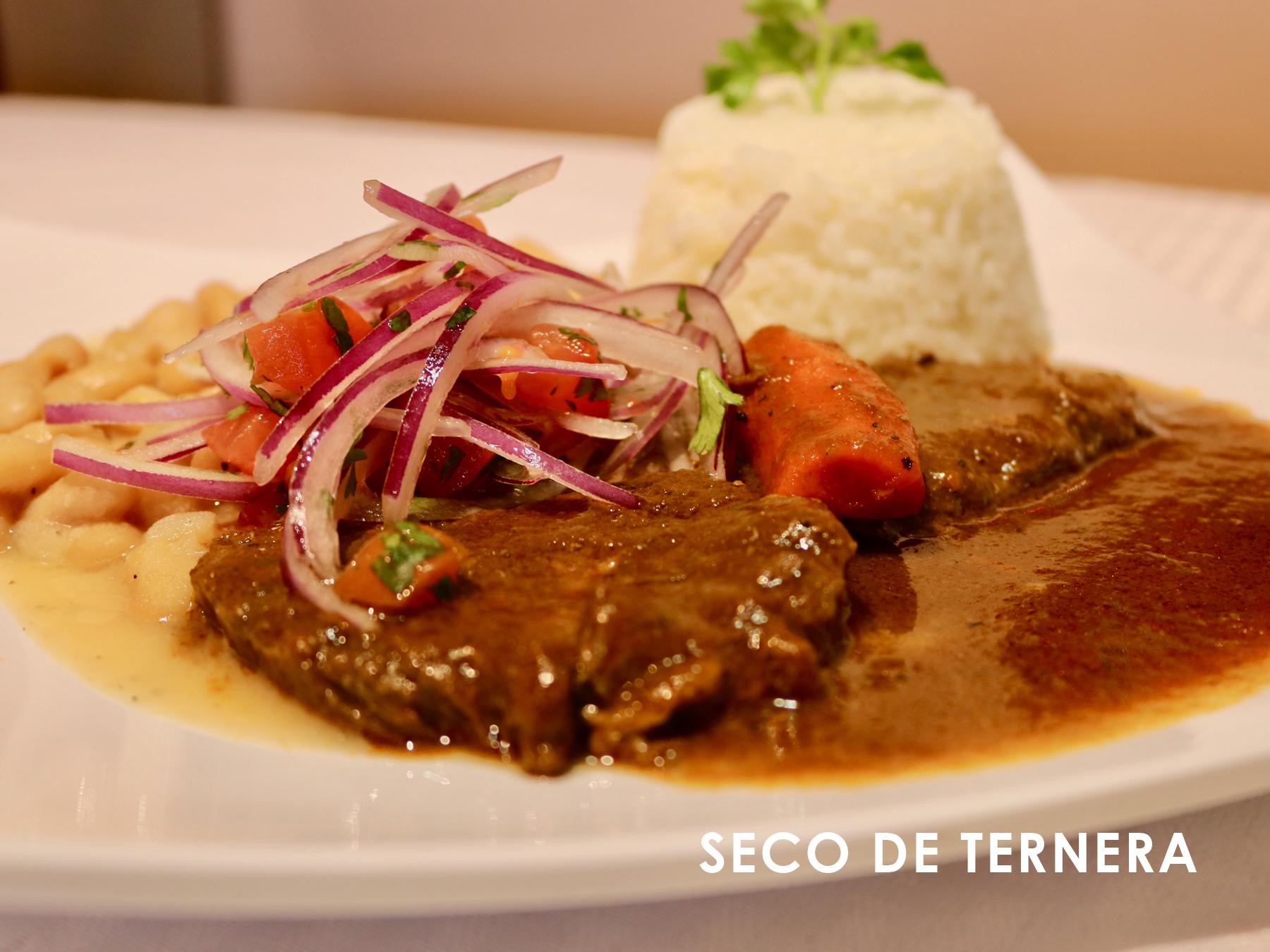 SECO DE TERNERA