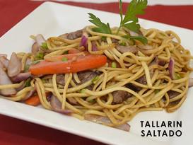 TALLARIN SALTADO