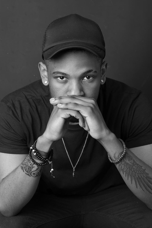 Strong, Intelligent, Handsome Black Man