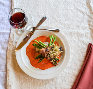 Mutu's Italian Kitchen Pork Special