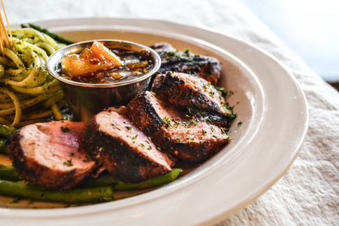 Pork Special at Mutu's Italian Kitchen