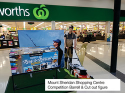 Mt Sheridan Plaza Shopping Centre Cairns Signs