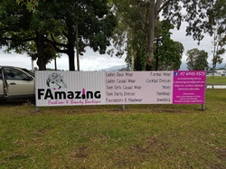 FAmazing Road Sign Canon Park Cairns Signs