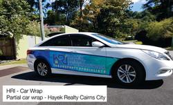 HRI - Car Wrap