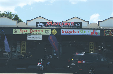Martyns Motorcycles & Scooters