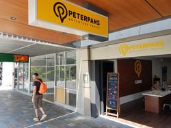 Peter Pans Adventure Travel Lightbox Cairns Cairns Signs