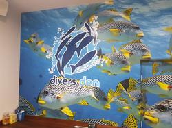 Deep Sea Divers C