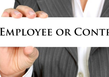 If they call you an independent contractor it is not necessarily true!