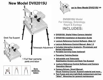 Model DVII2015U