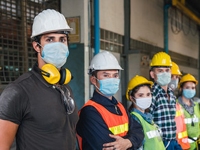Creating a Safer Workplace During COVID-19 Using Computer Vision