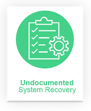 Undocumented System Recovery