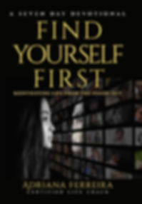 Find Yourself First Book