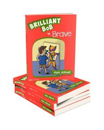 """1. """"Brilliant Bob is Brave"""""""