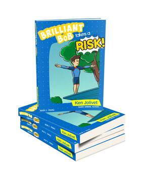 """5. """"Brillian Bob Takes a Risk"""""""