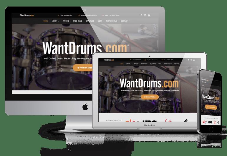 Max Website Design UK