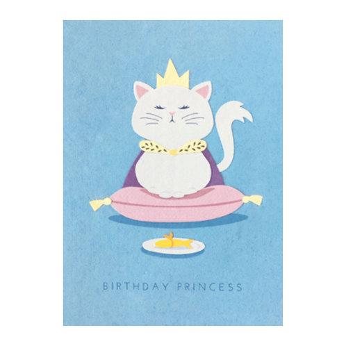 Birthday Princess | Greetings Card
