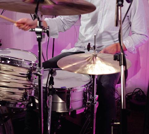 UK Session Drummer Max Saidi