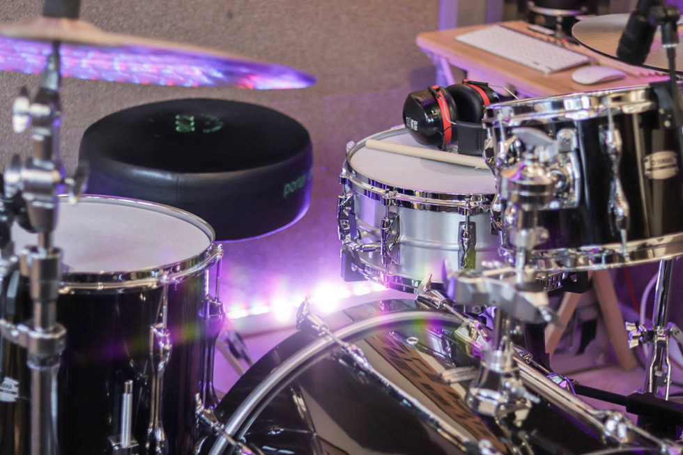 Online Drummer for Hire