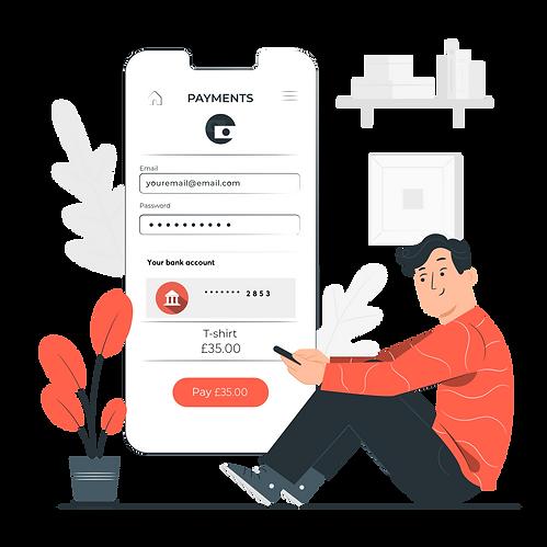 Payment Information-pana.png