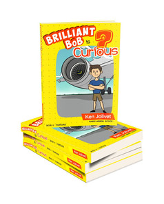 "4. ""Brilliant Bob is Curious"""