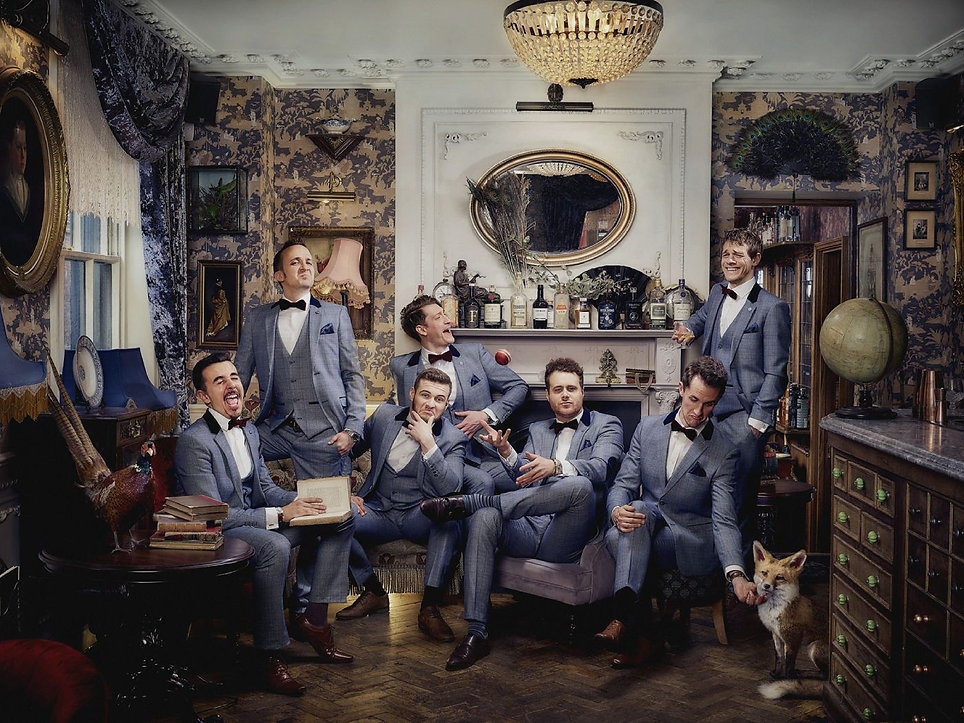 Roaming Wedding Band London