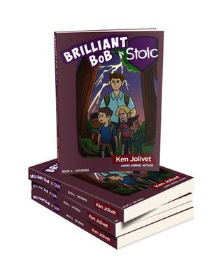 """6. """"Brilliant Bob is Stoic"""""""