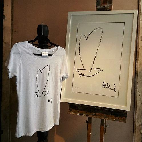 'Love-Gull' T-Shirt
