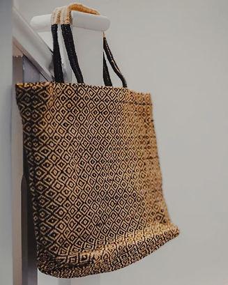 Fair Trade Diamond Tote Bag 2