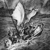 pete codling Delacroix studies 2017 (1).