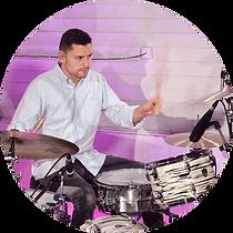 Max Saidi UK London Drummer