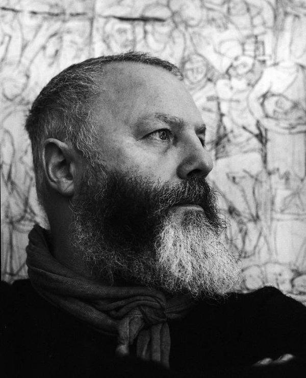 Pete Codling by Ula Soffe