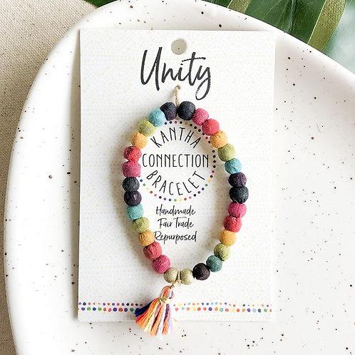 Unity | Kantha Connection Bracelet