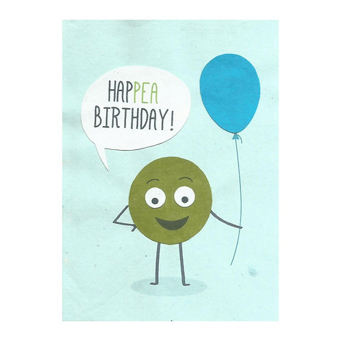 Happea Birthday | Greetings Card