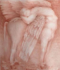Centaur Dreams in Sanguine