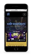 The Chip Shop Boys Max Web Design