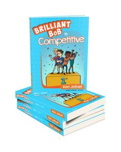 """2. """"Brilliant Bob is Competitive"""""""