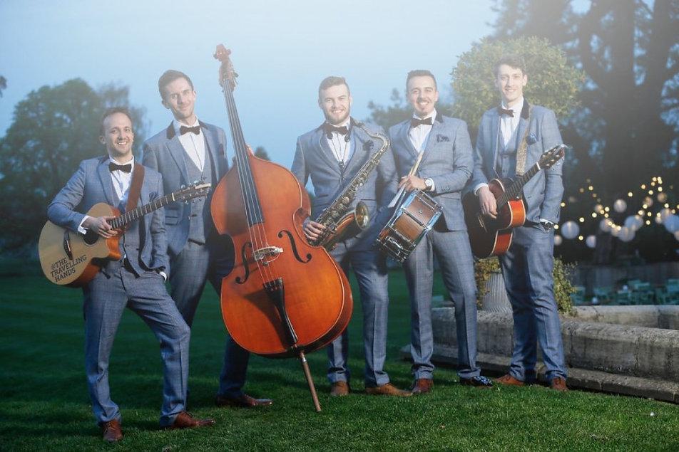 Wedding Roaming Band