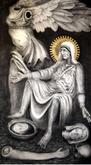 Mary. Mother Teresa – Nike - Barbie. Naivety Drawings