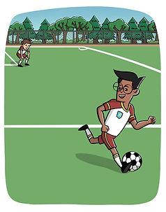Genuine George Football