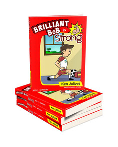 """3. """"Brilliant Bob is Strong"""""""