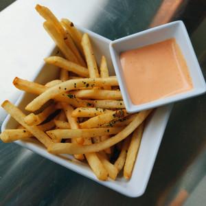 Fried Potato Fries