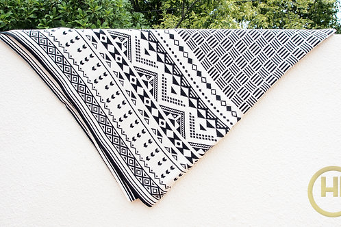 Mesudi African Style Cotton Throw/Blanket
