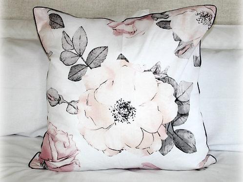 Blush Rose Cushion