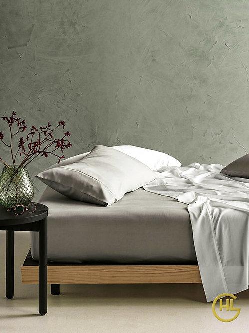 Bamboo Cotton 500TC Pillowcase White